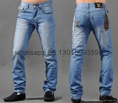 D&G men jeans AAA quality  jeans 2018 fashion jeans wholelsale new model
