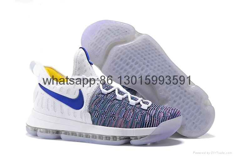 Nike KD 9 Shoes Nike Kevin Durant Shoes sports 2017 ...