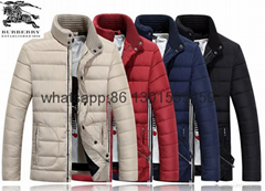 Burberry down jacket man  2016 new style