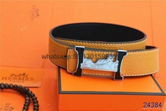 hermas belts 1:1 AAA quality with original boxes wholesale fashion belts