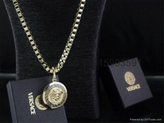 2017 fashion accessories Jewelry Necklace Versace Necklace wholesale
