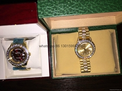 Mechanical watchs Rolex Watches man woman watchs free shipping fashion watchs (Hot Product - 2*)