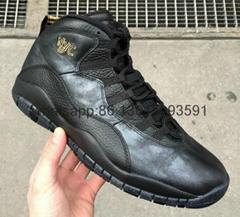 authentic Air Jordan 10 shoes wholesale hot sale cheap sneakers factory