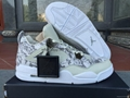 "Authentic Air Jordan 4 Premium ""Snakeskin"" wholesale free shipping hot shoes"