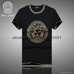 Versace t-shirt 2017 new model hot sell Spring summer new listing  (Hot Product - 1*)