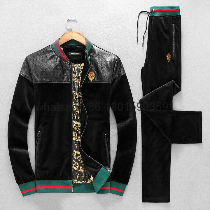 new model Gucci long sleeve suit men wholesale free shipping hot sell  8
