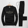 new model Gucci long sleeve suit men wholesale free shipping hot sell  14