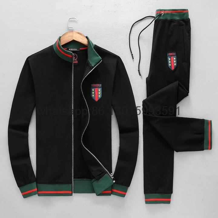 new model Gucci long sleeve suit men wholesale free shipping hot sell  18