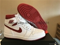 "Authentic Air Jordan 1 OG High ""Metallic Red""Authentic Air Jordan 1 OG High ""Met"