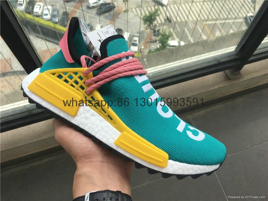 77481a6f4834d ... Adidas Human Race NMD x Pharrell Williams wholesale original adidas  2017 new 16 ...