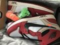 Authentic Off White X Air Jordan 1 Shoes