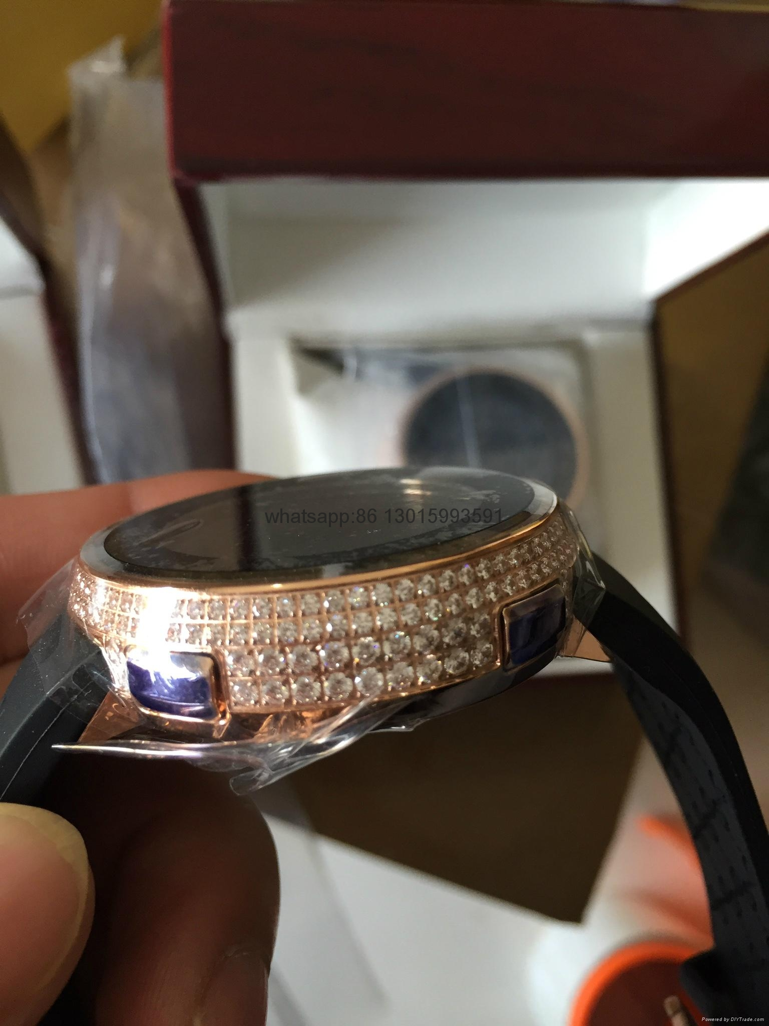 Cartier Watches Full of diamonds wholesale Cartier Watches hot model  17
