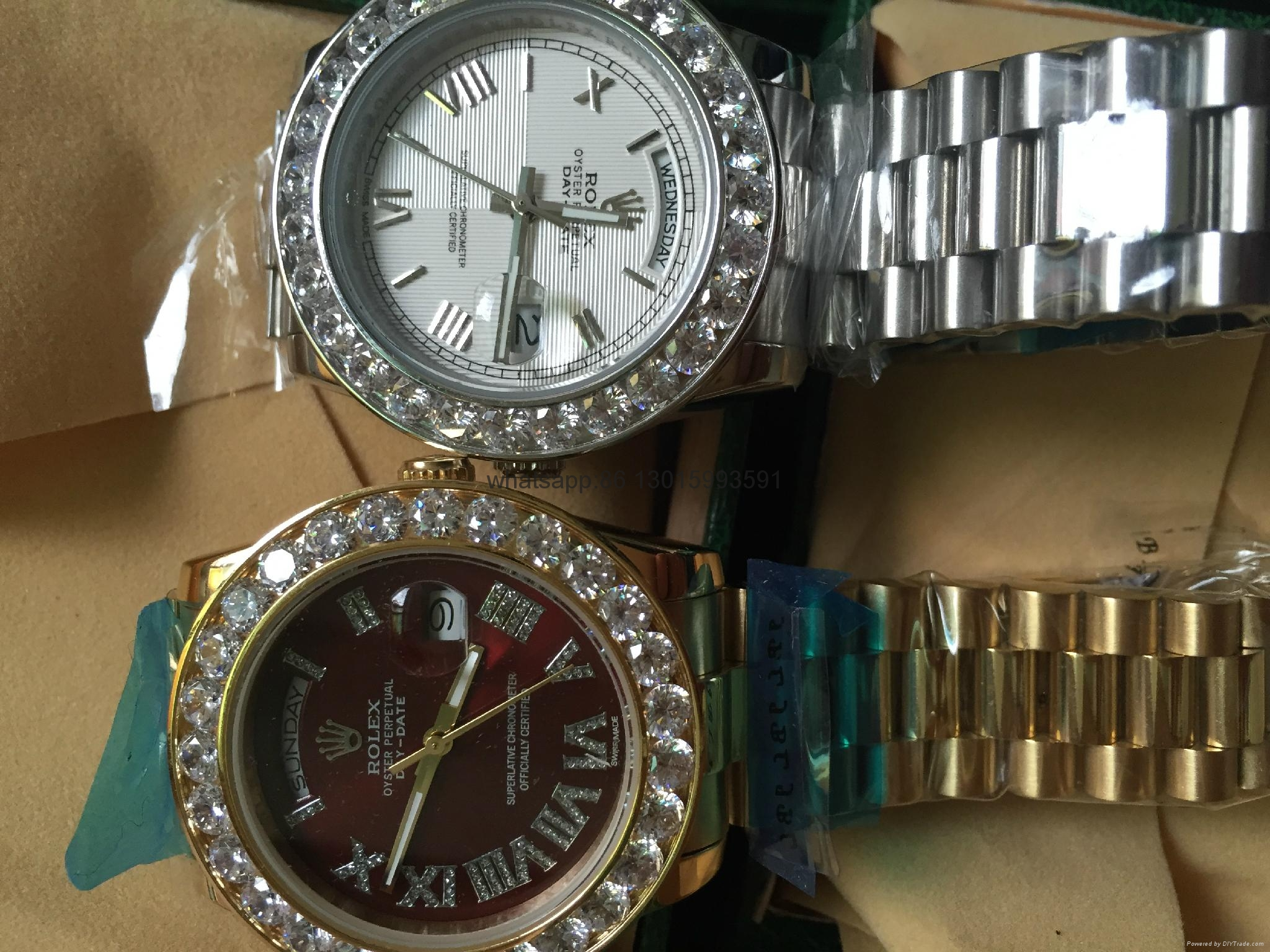 Cartier Watches Full of diamonds wholesale Cartier Watches hot model  18
