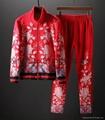 Gucci long suit man M-4XL gucci man suit wholesale 2017 new model