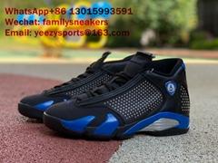 hot Supreme x Air Jordan 14 sneakers supreme shoes AJ14 shoes nike jordan