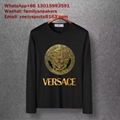 Versace T Shirt Long wholesale free shipping top quality 1:1 2021 new model