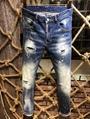 2021 wholesale jeans DSQ pants DSQ men's jeans DSQ2 wholesale new model