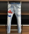 2021 wholesale jeans DSQ pants DSQ men's jeans DSQ2 wholesale new model 14