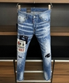 2021 wholesale jeans DSQ pants DSQ men's jeans DSQ2 wholesale new model 15