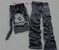 Wholesale Women's Juicy Juicy Tracksuit Juicy suits Couture Velour Juicy 2021