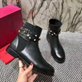 GG woman new boots silhouette ankle boot wonderland flat ranger shoes men's