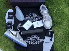 Di x Nike Air Jordan 1 high low b23 sneaker shoes Women Men jordan