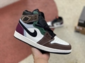 """nike Air Jordan 1 High OG """"Hand Crafted"""" DH3097-001 new model 2021 hot sell"""