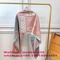 Lv official same paragraph scarf, tencel cotton material Louis Vuitton Paris new