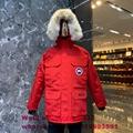 Snow Mantra Parka Canada down coat convertible coat Women fur jacket