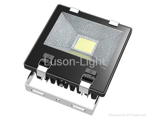 Warm White  50W 70W LED Flood Light for garden lighting 4