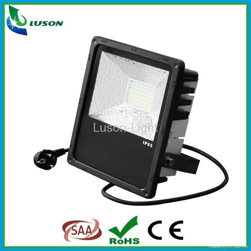 Warm White  50W 70W LED Flood Light for garden lighting 2