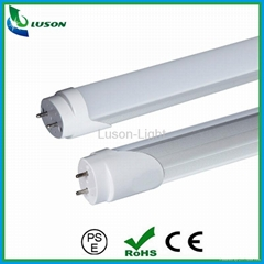 PSE CE RHos AL+PC with Isolated Driver T8 2.4M LED Tube Light