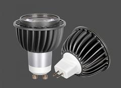 4W GU10 COB LED Spotlight
