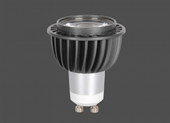 6W GU10 COB LED Spot Light replace 40W Halogen