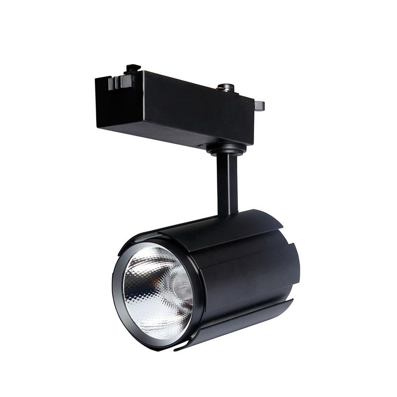 Led Track Lighting China: 15W LED Track Light For Commercial Lighting