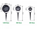 3W 5W 12W Spot LED Floodlight 2