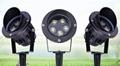 3W 5W 12W LED floodlights Stirrup and