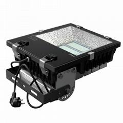 150W LED flood light with plug
