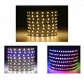 IP68 PVC Casing+Glue Full waterproof led strips light 1
