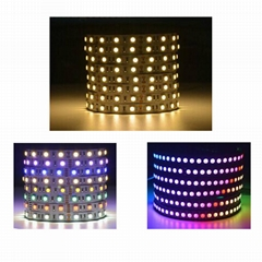 IP68 PVC Casing+Glue Full waterproof led strips light