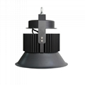 150W LED high bay luminaire with hook mount industrial led