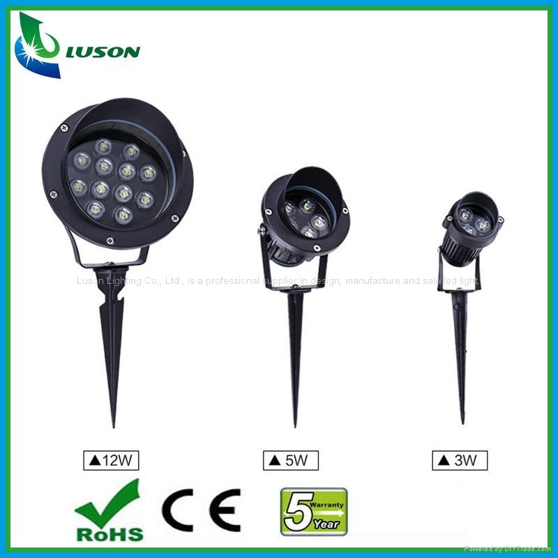 3W 5W 12W Spot LED Floodlight 1