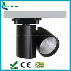 25W CE RoHS High CRI LED Track Lights