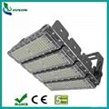 180W IP67 120lm/w Modular LED Tunnel Light