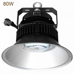 Indoor led high bay 80W warehouse factory lighting