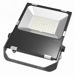 Energy Saving Green Lighting 4000-4500K 80W LED Flood Light replace 150W MH