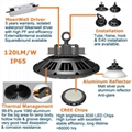 UFO 150W High Bay LED Light