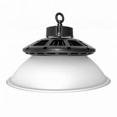 Aluminum reflector 120LM/W UFO LED high bay light 150W