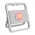 Portable Floodlight USB Charger +Dimmable +SOS