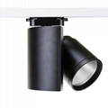 15W CREE COB High Bright Commercial Lighting LED Track Light